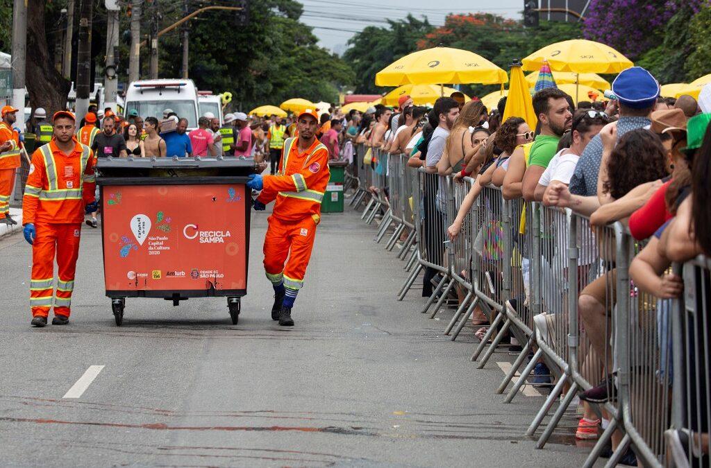 Limpeza do Carnaval aprovada